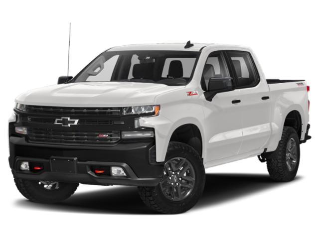 2021 Chevrolet Silverado 1500 4WD Crew Cab 147 LT w/1LT Crew Cab Pickup