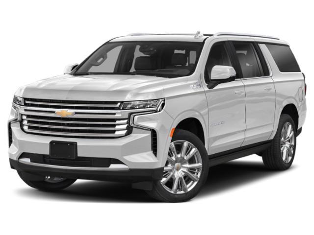 2021 Chevrolet Suburban 4WD 4dr LT SUV