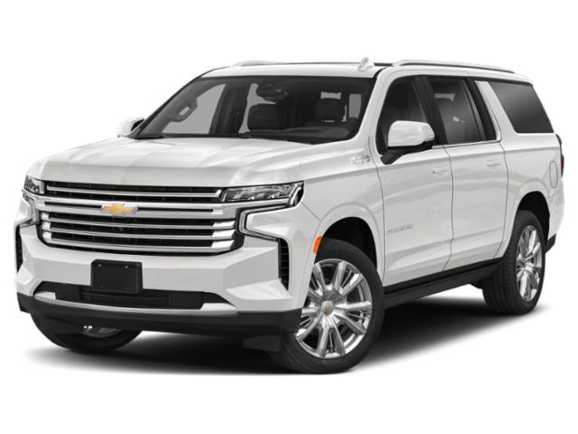 2021 Chevrolet Suburban 4WD 4dr RST SUV