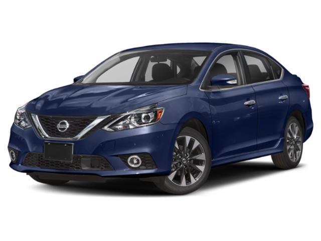 2019 Nissan Sentra SR CVT Sedan 4 Dr. FWD