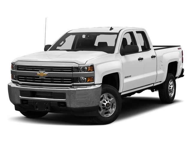 2018 Chevrolet Silverado 2500HD 4WD Double Cab 158.1 LT Extended Cab Pickup