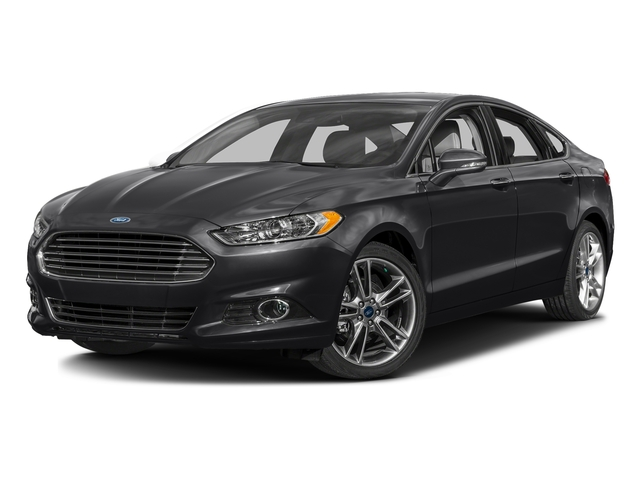 2016 Ford Fusion 4dr Sdn SE FWD Sedan 4 Dr.