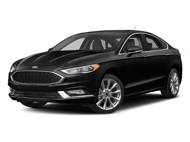 2017 Ford Fusion SE FWD Sedan 4 Dr.