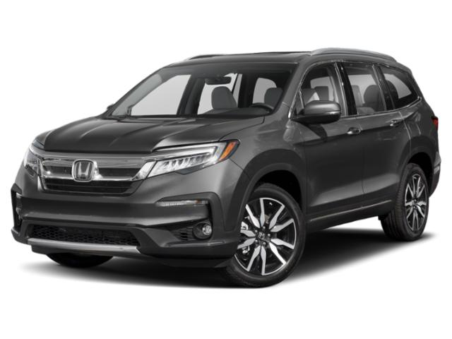 2022 Honda Pilot EX-L AWD SUV