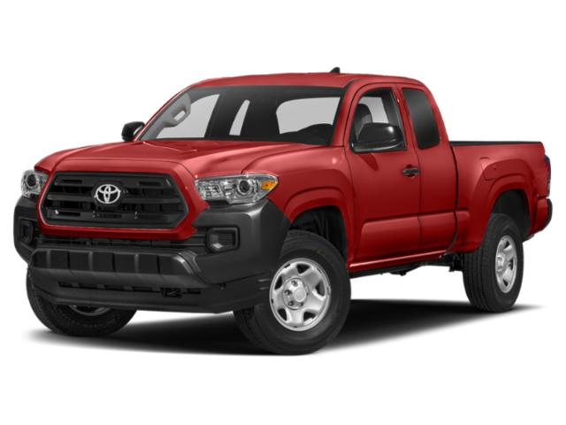 2018 Toyota Tacoma SR5 Double Cab 5' Bed V6 4x4 AT Crew Cab Pickup 4WD