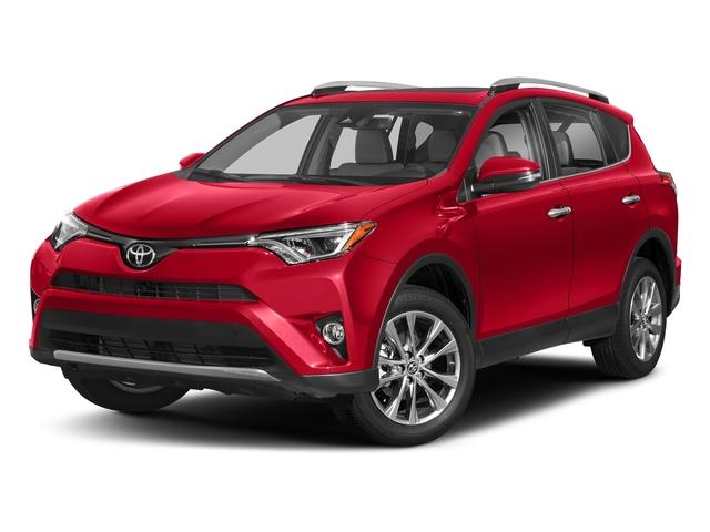 2018 Toyota RAV4 XLE FWD SUV
