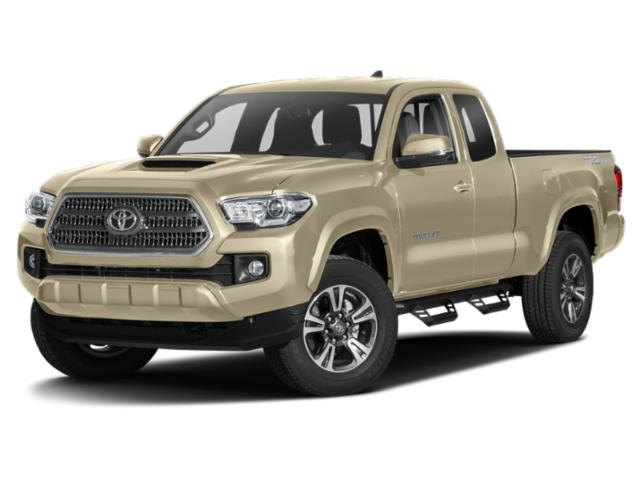 2018 Toyota Tacoma TRD Off Road Double Cab 5' Bed V6 4  4WD