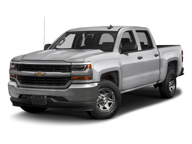 2016 Chevrolet Silverado 1500 4WD Double Cab 143.5 LT w/2LT Extended Cab Pickup