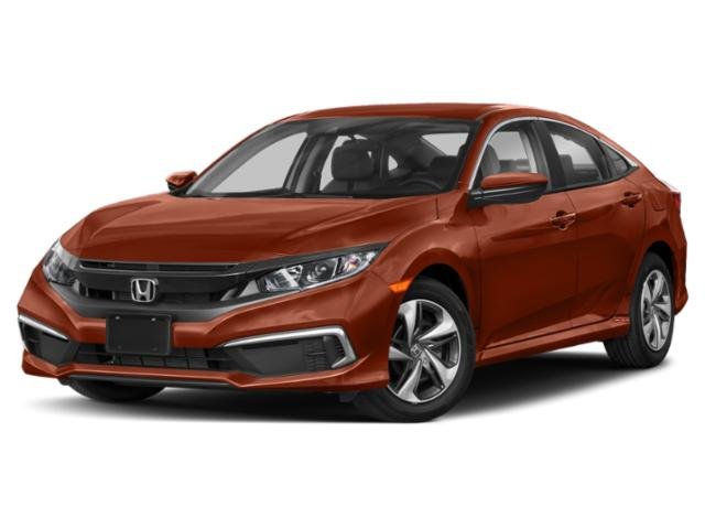 2021 Honda Civic LX CVT Sedan 4 Dr. FWD