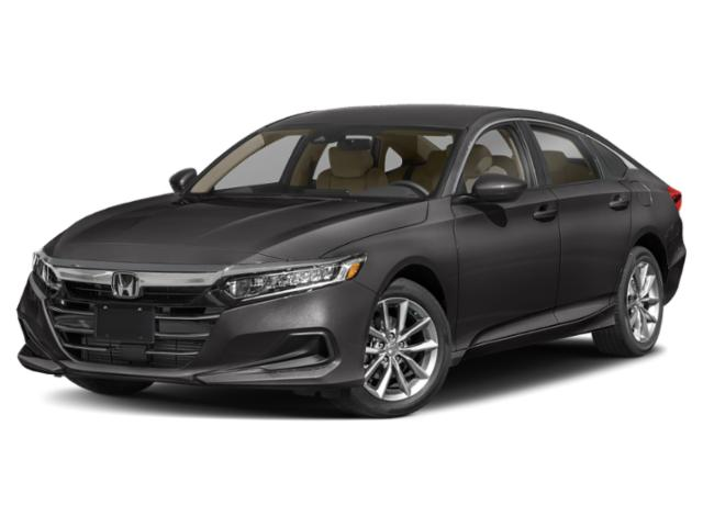 2021 Honda Accord LX 1.5T CVT Sedan 4 Dr. FWD