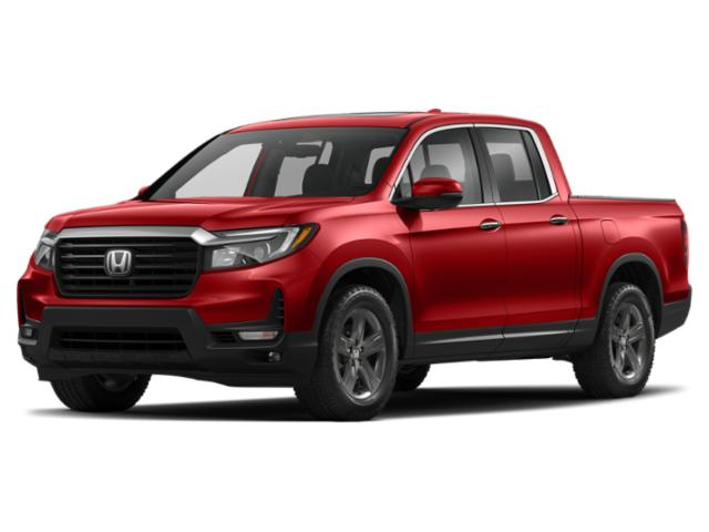 2021 Honda Ridgeline RTL-E AWD Crew Cab Pickup