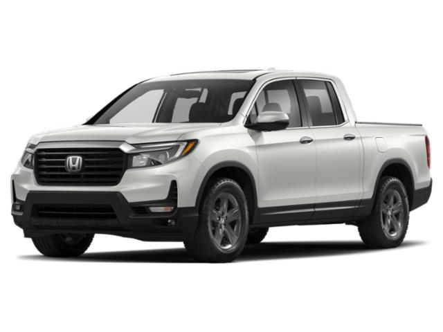 2021 Honda Ridgeline Black Edition AWD Crew Cab Pickup