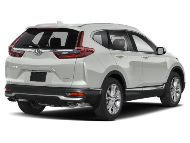 2021 Honda CR-V EX-L AWD SUV  2