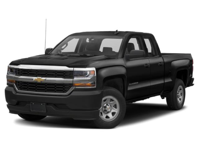 2019 Chevrolet Silverado 1500 LD 4WD Double Cab LT w/2LT Extended Cab Pickup