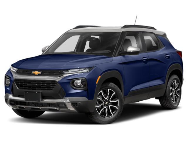 2022 Chevrolet TrailBlazer FWD 4dr LT SUV
