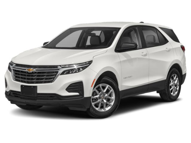 2022 Chevrolet Equinox FWD 4dr LT w/1LT SUV