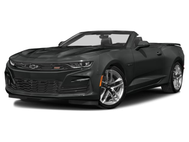 2022 Chevrolet Camaro 2dr Cpe 1LS Coupe RWD