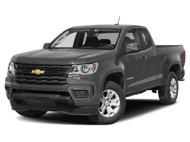 2022 Chevrolet Colorado 2WD Crew Cab 128 Work Truck Crew Cab Pickup