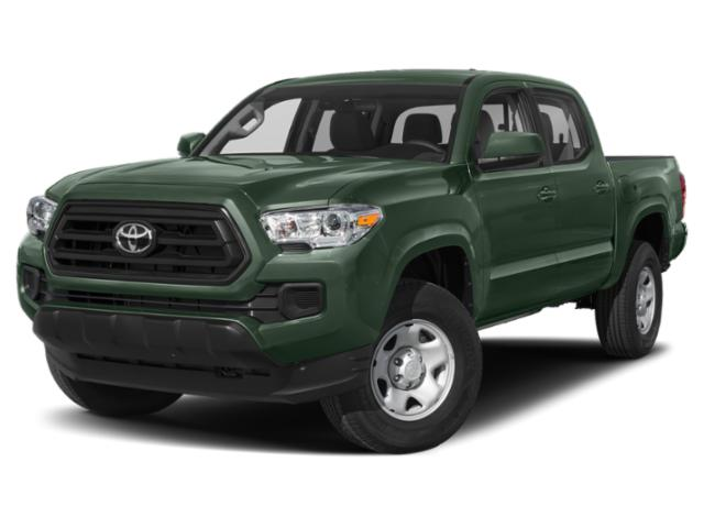 2021 Toyota Tacoma TRD Off Road Double Cab 6' Bed V6 A Crew Cab Pickup 4WD