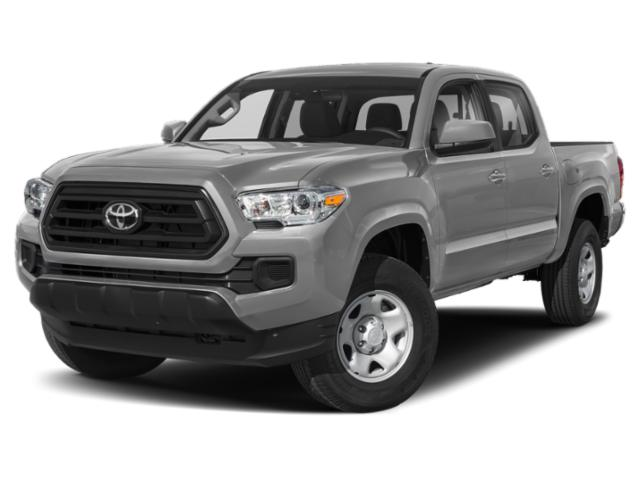 2021 Toyota Tacoma TRD Sport Double Cab 5' Bed V6 AT Crew Cab Pickup 4WD