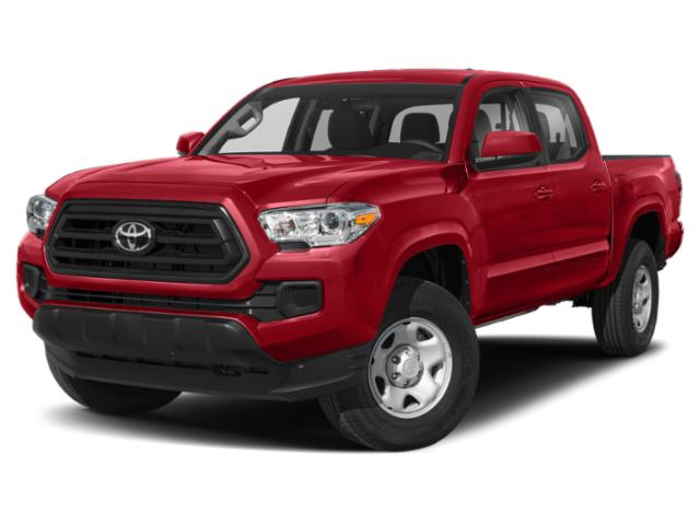 2021 Toyota Tacoma SR5 Double Cab 5' Bed V6 AT Crew Cab Pickup 4WD