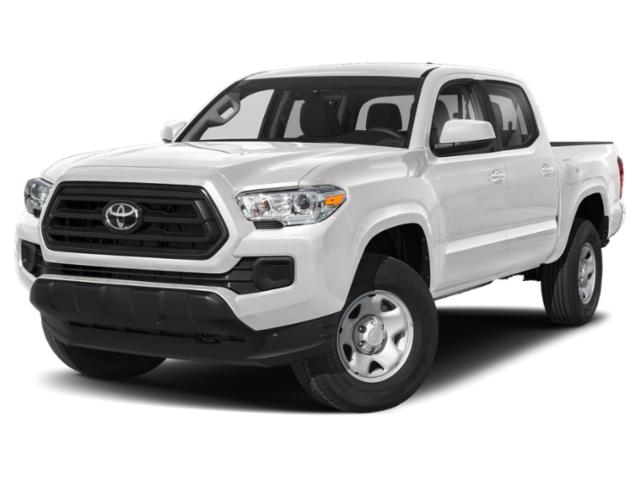 2021 Toyota Tacoma TRD Sport Double Cab 6' Bed V6 AT Crew Cab Pickup 4WD
