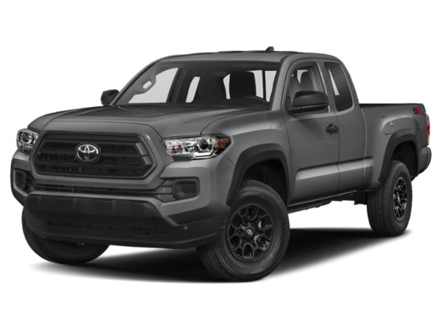 2021 Toyota Tacoma SR5 Double Cab 5' Bed V6 AT Crew Cab Pickup RWD