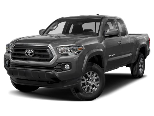 2021 Toyota Tacoma SR Double Cab 5' Bed V6 AT Crew Cab Pickup 4WD
