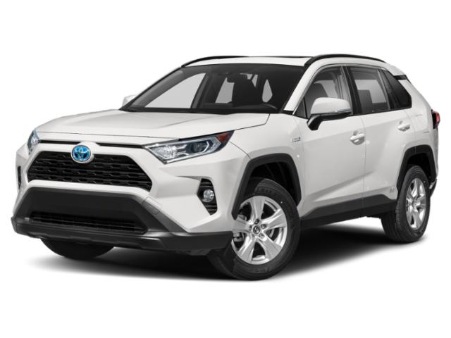 2021 Toyota RAV4 LE FWD SUV