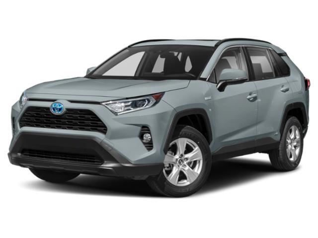 2021 Toyota RAV4 Hybrid XLE AWD SUV