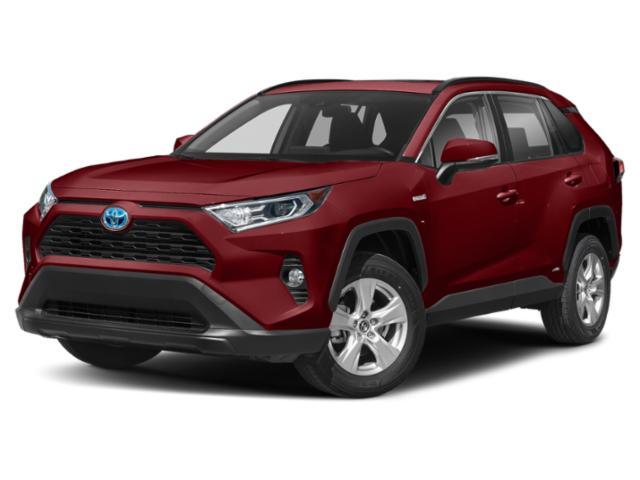 2021 Toyota RAV4 LE AWD SUV