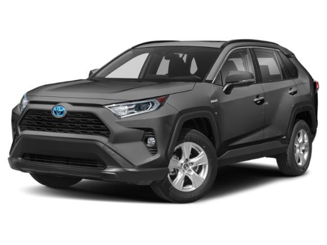 2021 Toyota RAV4 XLE Premium AWD SUV