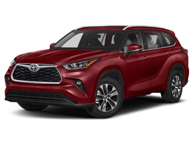 2021 Toyota Highlander Hybrid Platinum AWD SUV
