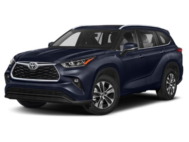 2021 Toyota Highlander Hybrid XLE AWD SUV