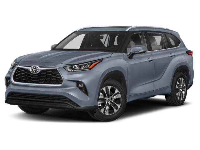 2021 Toyota Highlander XLE AWD SUV