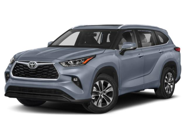 2021 Toyota Highlander Platinum AWD SUV