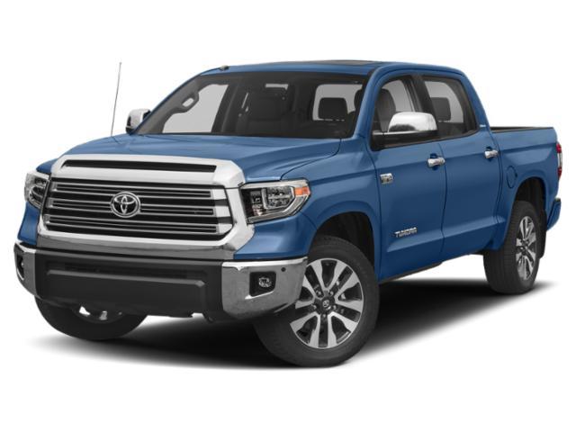 2021 Toyota Tundra SR5 CrewMax 5.5' Bed 5.7L Crew Cab Pickup RWD