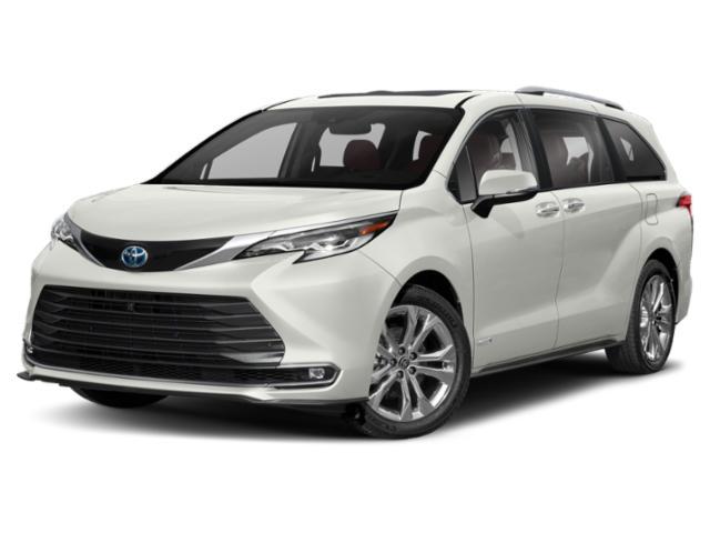 2021 Toyota Sienna XLE FWD 8-Passenger Van