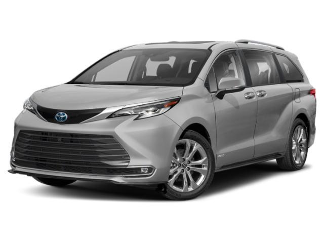 2021 Toyota Sienna Platinum AWD 7-Passenger Van