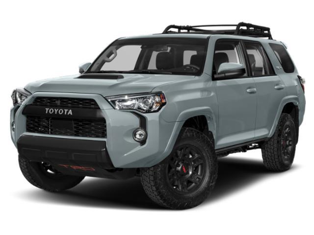 2021 Toyota 4Runner TRD Pro 4WD SUV