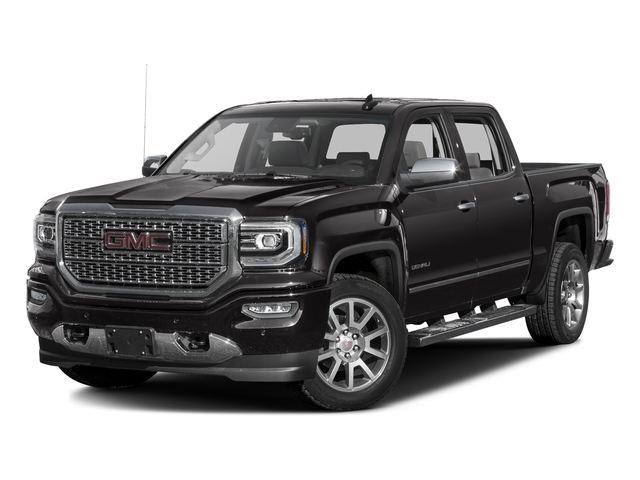2016 GMC Sierra 1500 4WD Double Cab 143.5 SLE Extended Cab Pickup