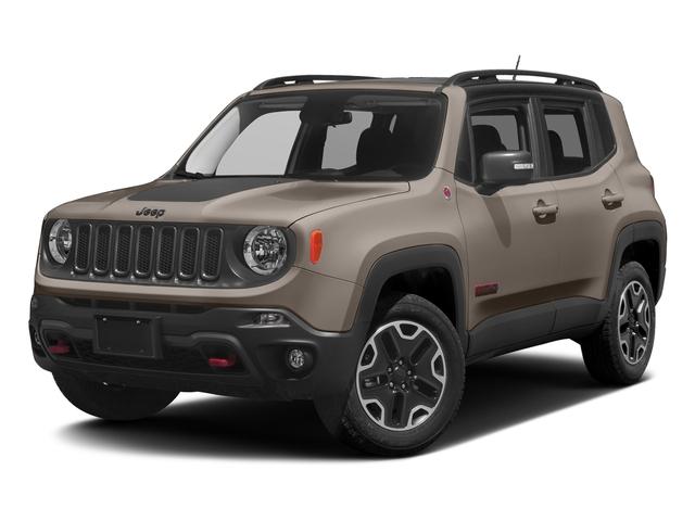 2017 Jeep Renegade Deserthawk 4x4 *Ltd Avail* SUV 4WD
