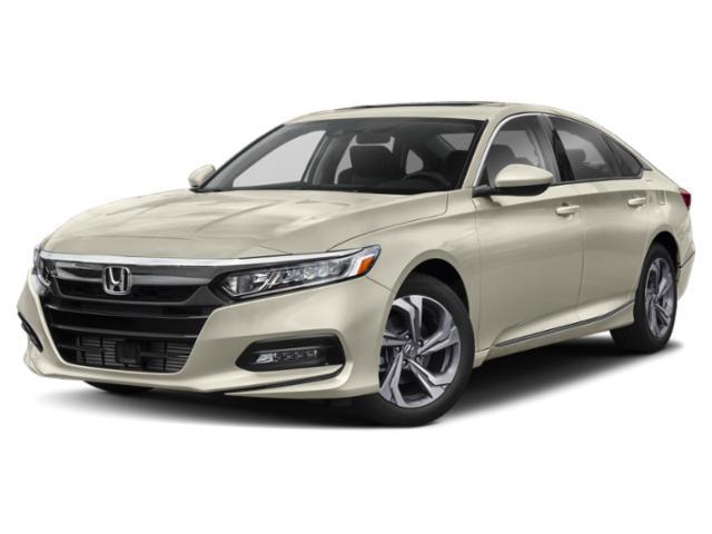 2020 Honda Accord EX-L 1.5T CVT Sedan 4 Dr. FWD