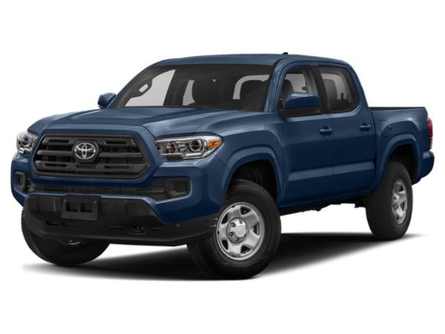 2019 Toyota Tacoma 4WD TRD Sport Double Cab 5' Bed V6 AT Crew Cab Pickup