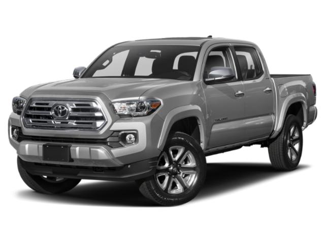 2019 Toyota Tacoma 2WD SR Double Cab 5' Bed I4 AT Crew Cab Pickup