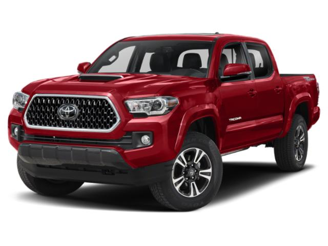 2019 Toyota Tacoma 4WD SR5 Access Cab 6' Bed V6 AT Extended Cab Pickup