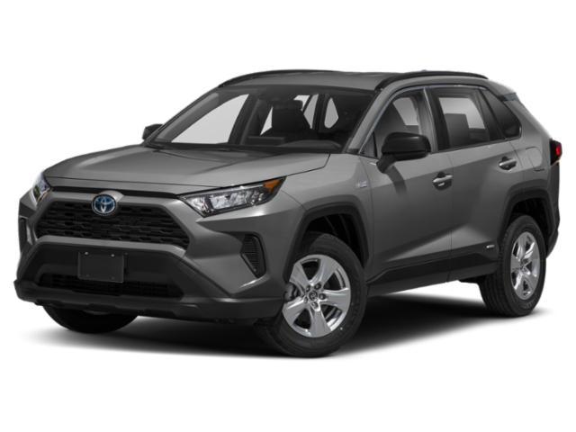 2019 Toyota RAV4 Hybrid Limited AWD SUV