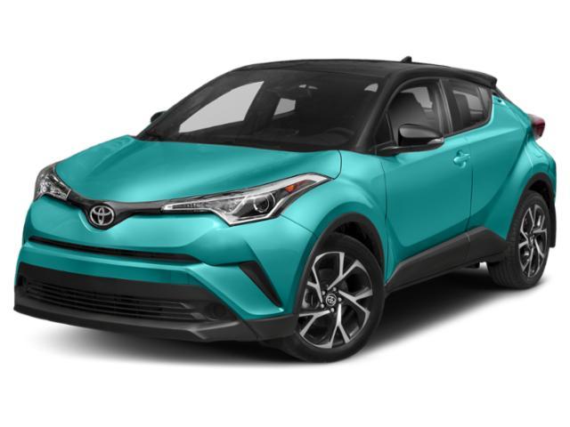 2019 Toyota C-HR XLE FWD SUV