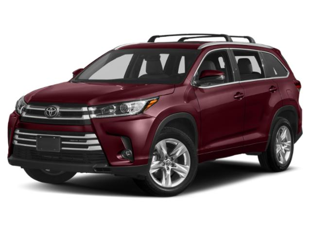 2019 Toyota Highlander XLE V6 AWD SUV
