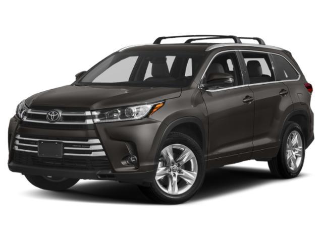 2019 Toyota Highlander Hybrid XLE V6 AWD SUV